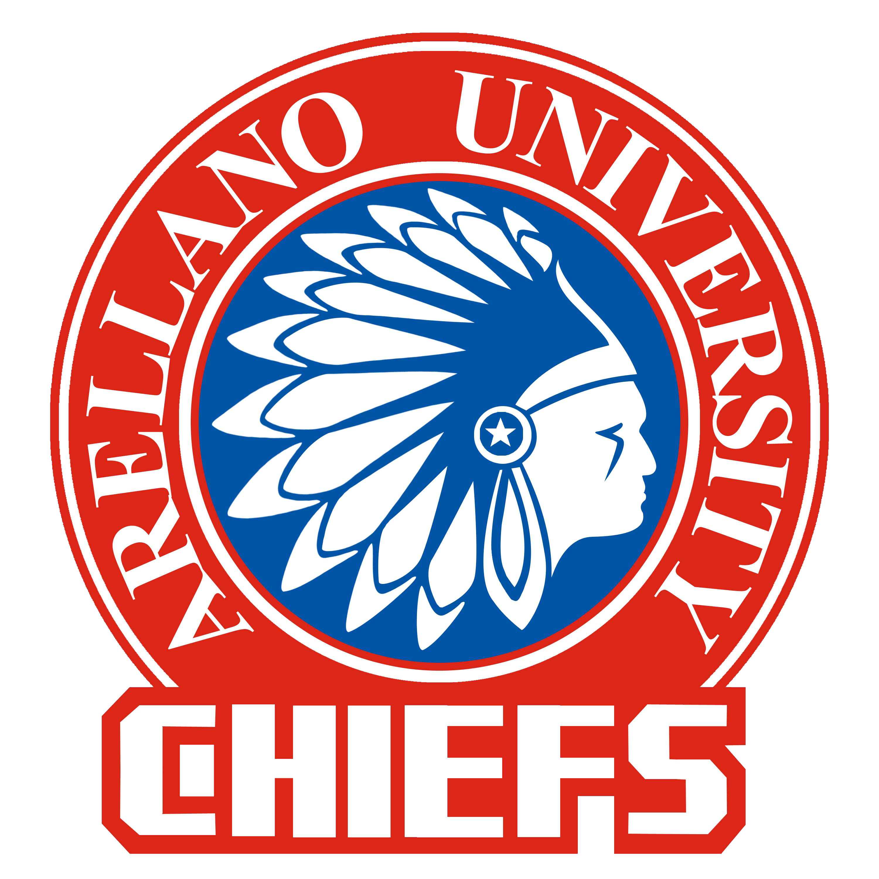 au chiefs arellano university Flaming Ball Logo Flaming Ball Logo